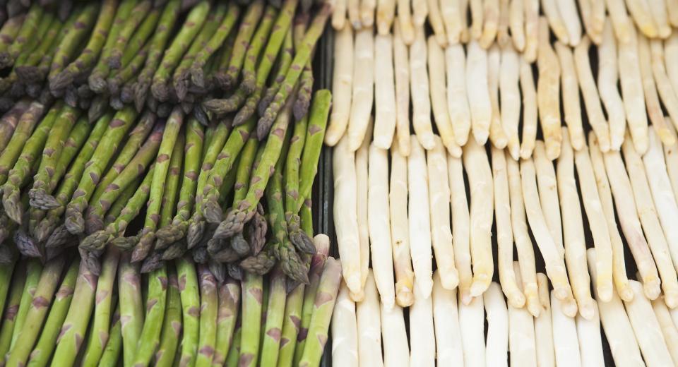 Al jouw vragen over asperges beantwoord