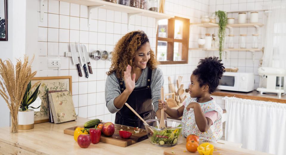 Nos meilleures recettes pour respecter la nouvelle pyramide alimentaire