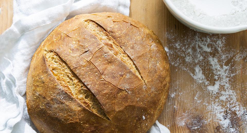 Dit zijn de beste manieren om (zelfgebakken) brood te bewaren