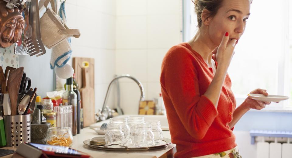 14 trucs simples pour éviter de grignoter en rentrant du boulot