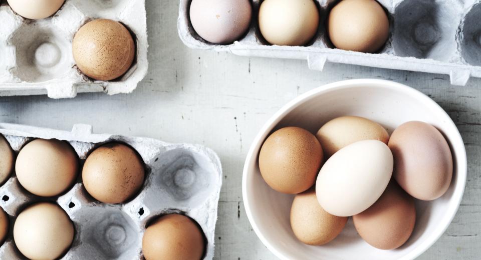 Eieren bewaren in de koelkast: wel of niet doen?