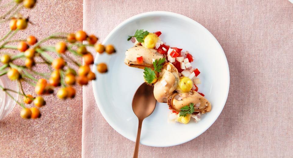 18 recepten met mosselen zonder schelpen
