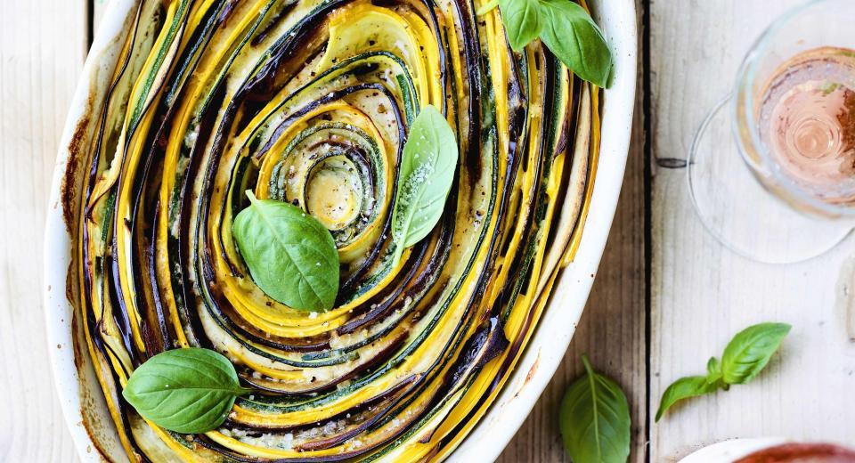 Courgette in de oven: de lekkerste recepten