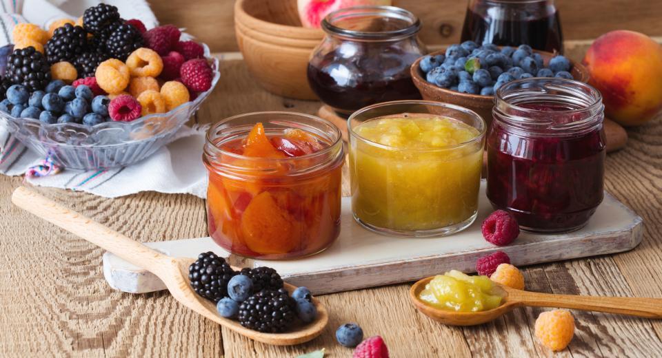 Met dit fruit maak je de beste confituur
