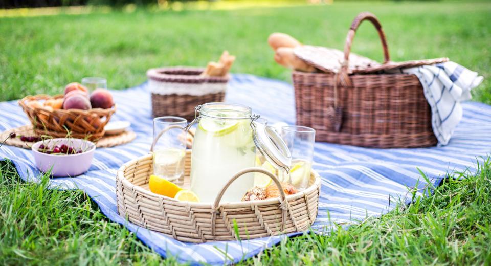 In voor spontane picknicks? Zorg dat je deze ingrediënten altijd in huis hebt