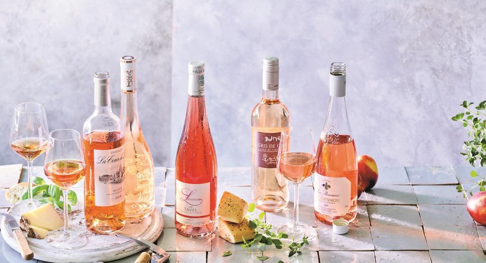 Rosé: het perfecte flesje voor elk moment