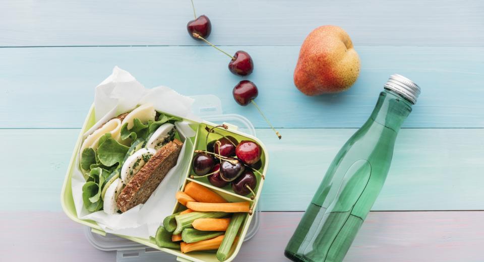 Zo maak je de lunchbox van je kind gezonder