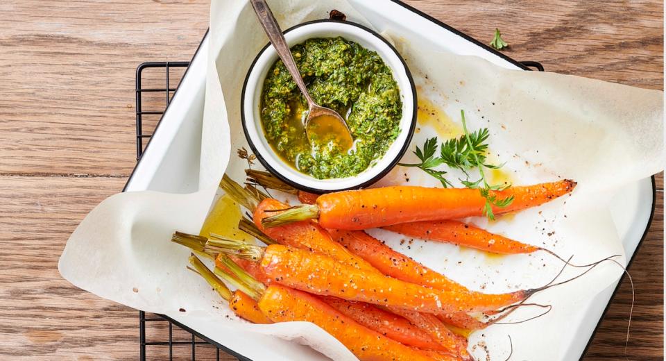 Oranje boven! 20 gevarieerde gerechtjes met wortelen