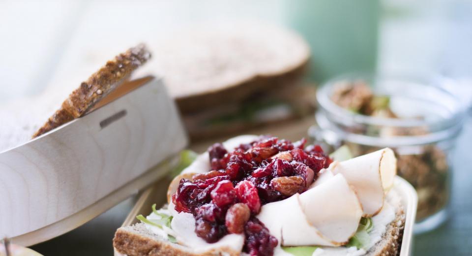 Geen boterham met salami vandaag: zo maak je je brooddoos spannender