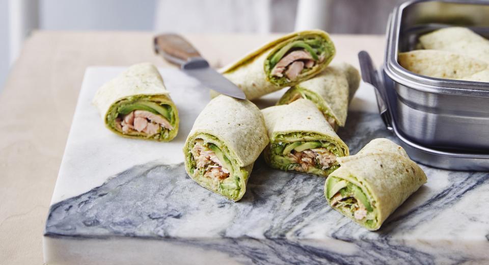 Lunch met avocado: 14 recepten voor een tikkeltje luxe in je brooddoos