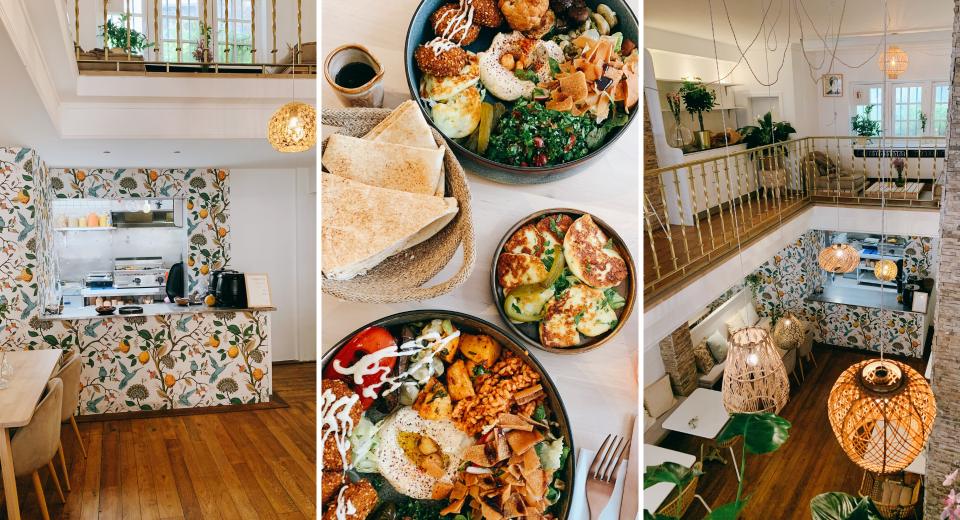 Baladi, le nouveau restaurant syrien à découvrir à côté de la Grand-Place de Bruxelles