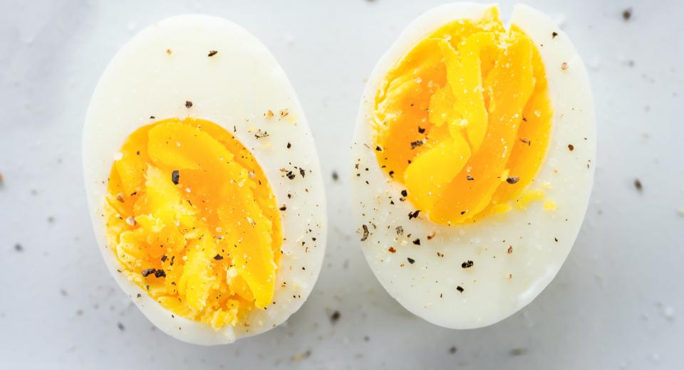 Een ei koken in de airfryer? Dat kan!
