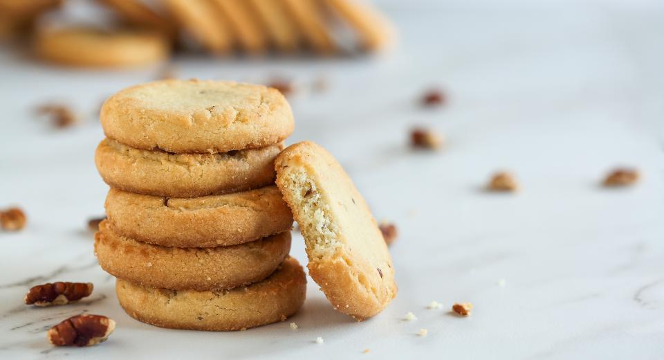 Vegan koekjes: puur plantaardig