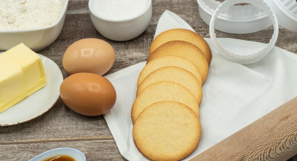 Zo veel zin in koekjes? Dit recept is zo simpel als wat!