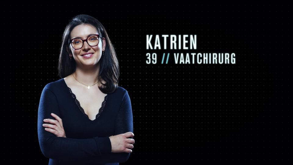 """Katrien (39) - Vaatchirurg uit Nieuwrode: """"Ik zou een goede Mol zijn omdat ik stiekem heel erg goed kan liegen."""""""