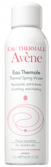 Avene water spray fix makeup