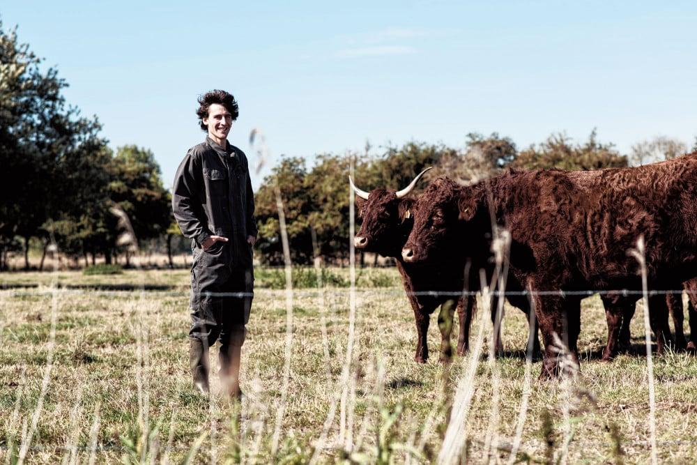 boerderij boer olivier
