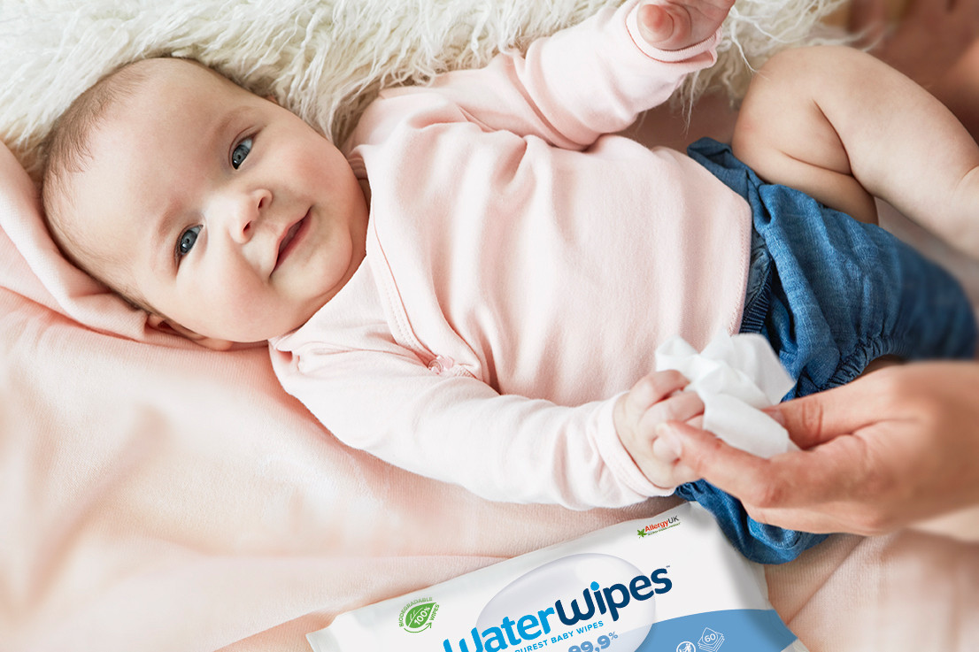 WaterWipes Biodegradable