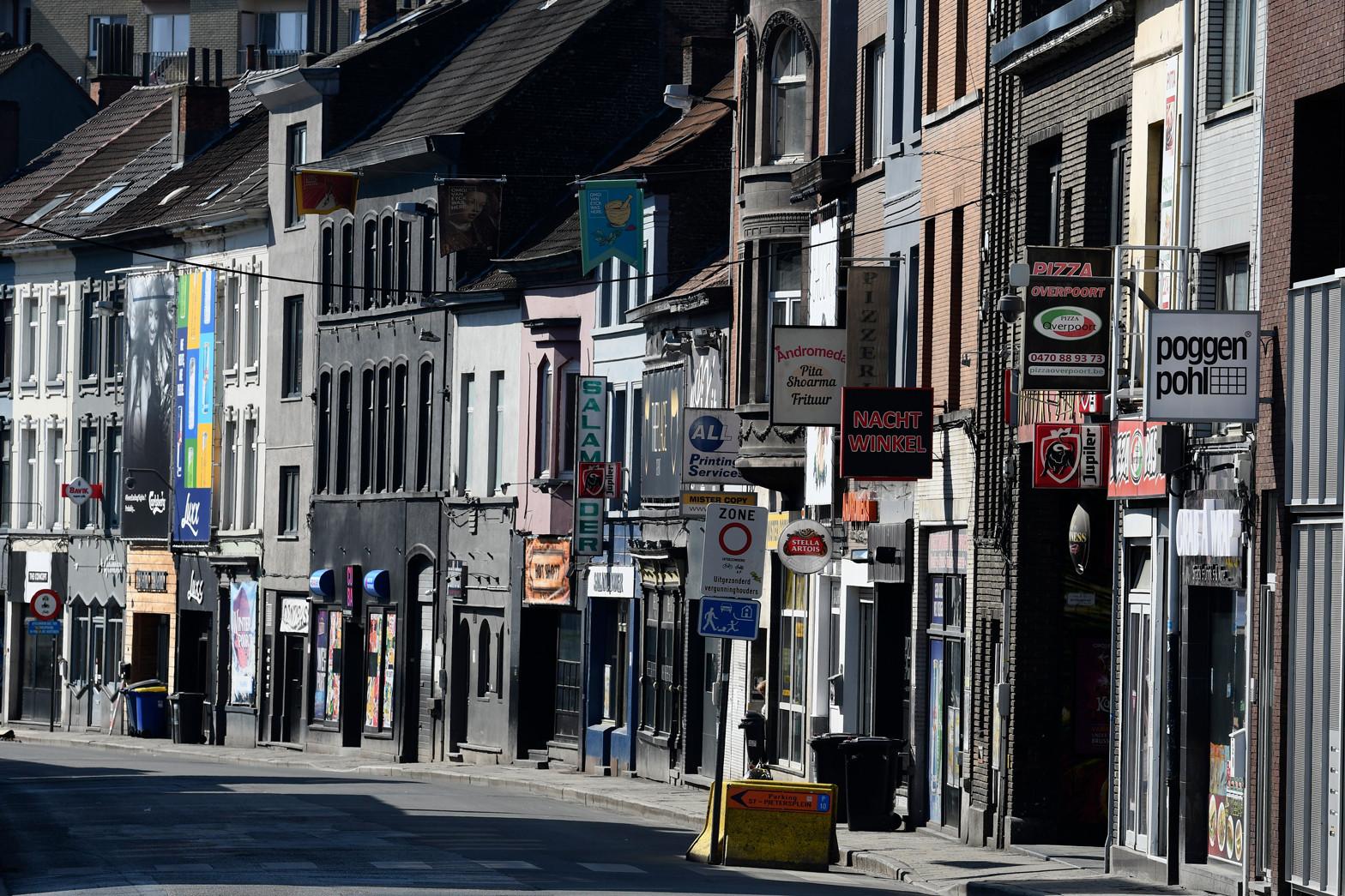 Overpoort Gent