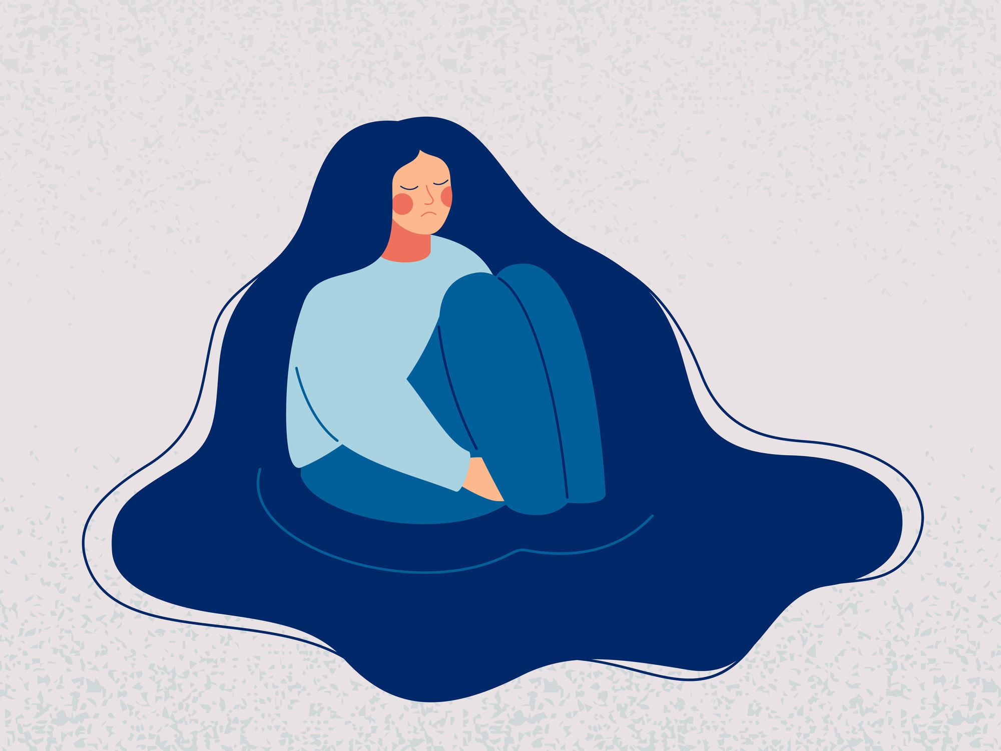 COVID et dépression anxiété insomnie