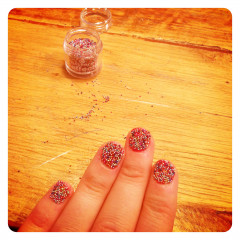 partynagels snel