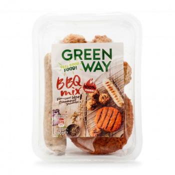 Greenway vegetarische barbecuepakketten