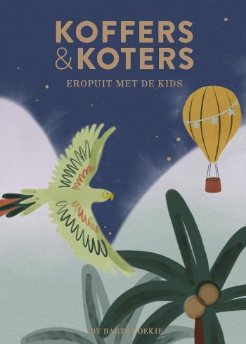 Koffers & Koters - vakantie met baby