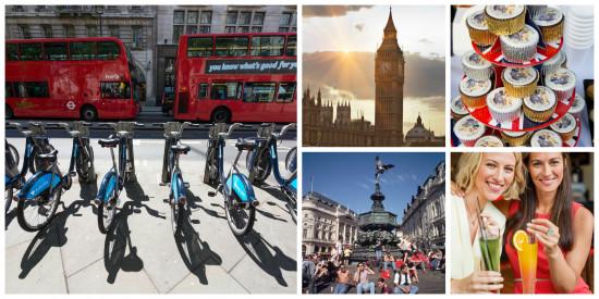 Londen, vakantie, citytrip, Flair
