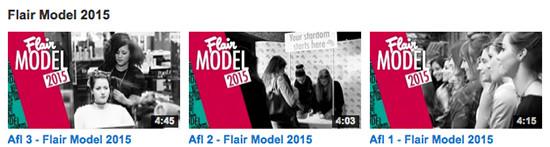 Flair Model video youtube