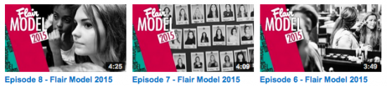 flair model video youtube Flair
