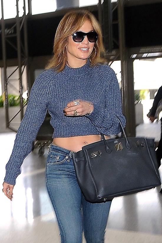 Jennifer Lopez bob