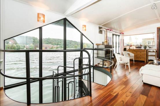 leuke airbnbs op het water