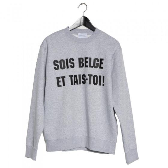 Sweaters met een boodschap