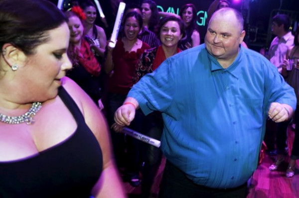 Danser gepest