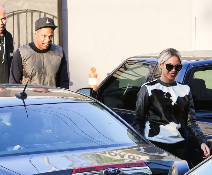 Beyoncé & Jay-Z 2