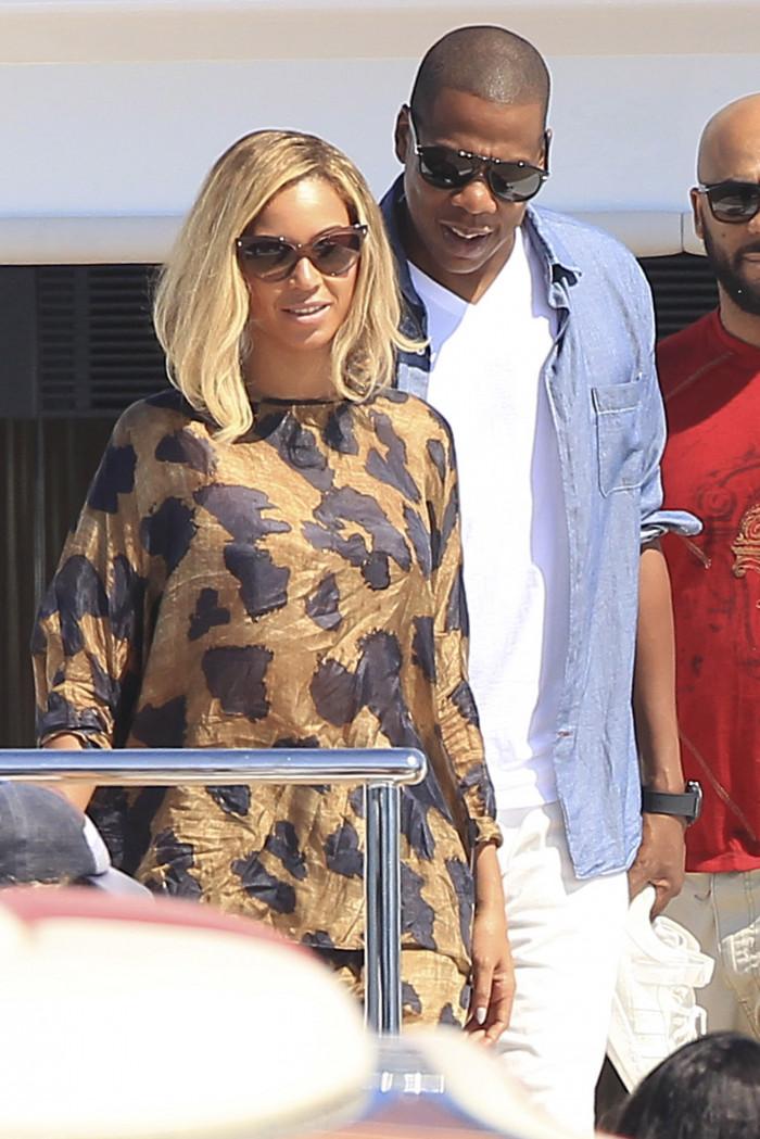Beyoncé & Jay-Z 3