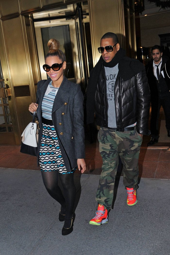Beyoncé & Jay-Z 4