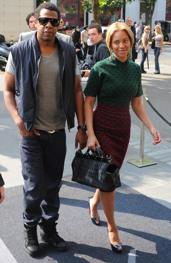 Beyoncé & Jay-Z 5