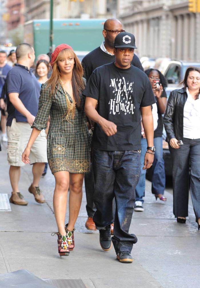 Beyoncé & Jay-Z 6