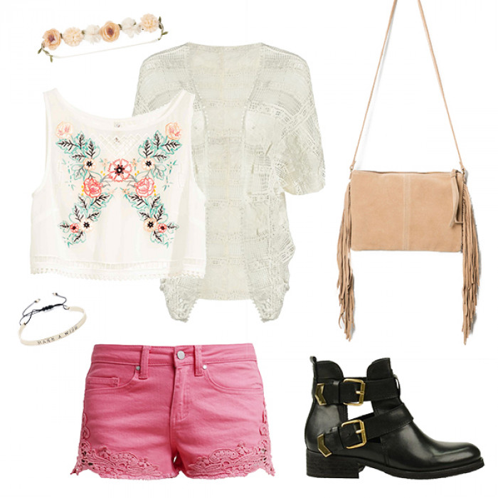 Outfit Tomorrowland