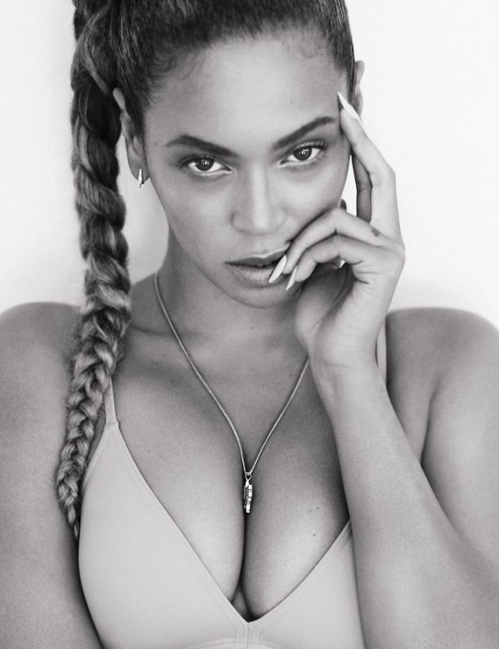 Beyoncé cover sexy Flaunt