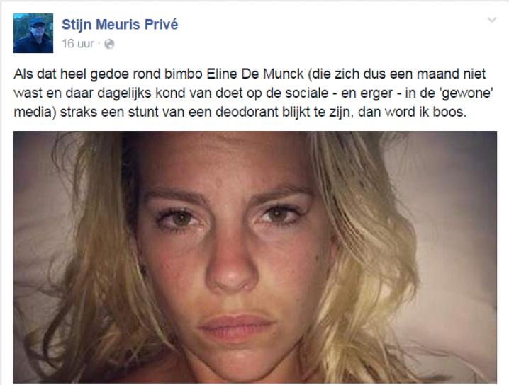 Facebook Stijn Meuris