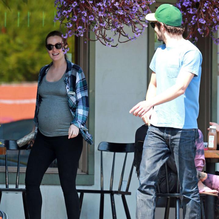 Leighton en Adam