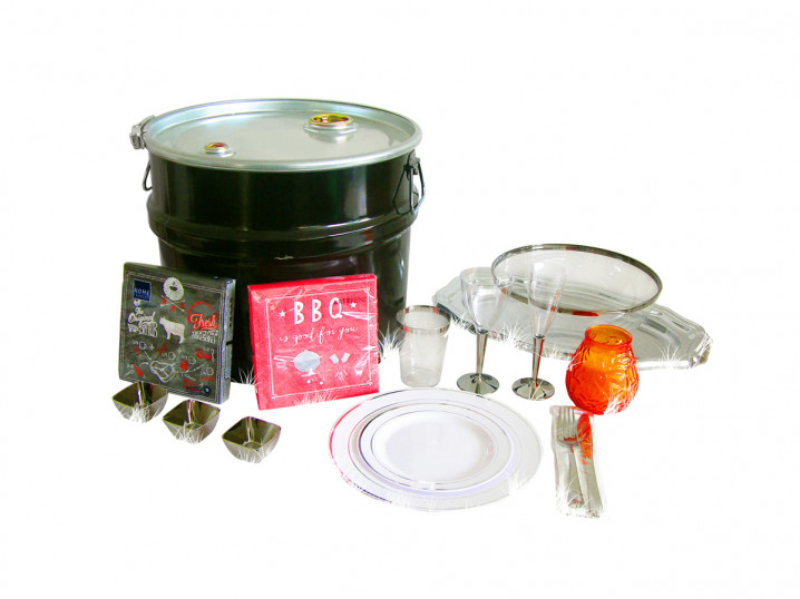 BBQ-kit
