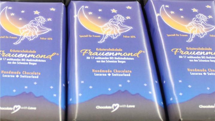 Chocolade menstruatie