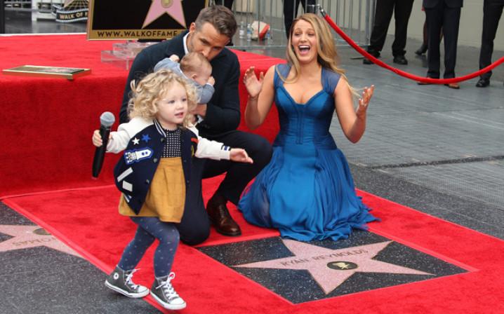 Ryan en gezin
