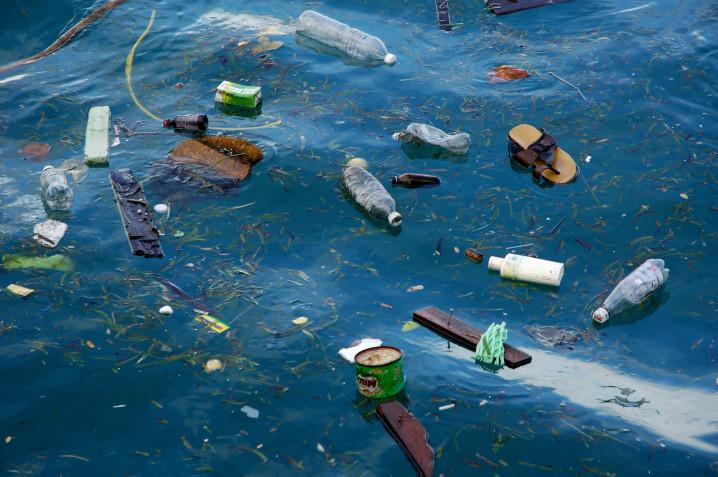 oceaanvervuiling