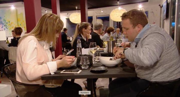 Sven en Amanda