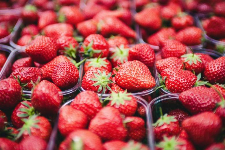 Food Voilà Les Fruits Et Légumes Les Plus Chargés En Pesticides