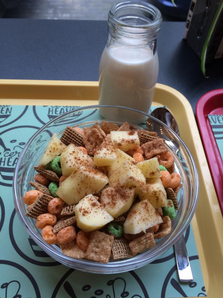 Cornflakesbar Cereal Heaven
